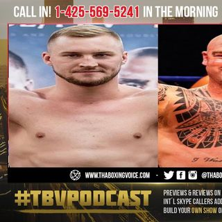 ☎️Otto Wallin Live👀Talks Lucas Browne & Gives Prediction on Wilder vs Fury🔥