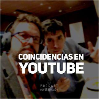Coincidencias en Youtube