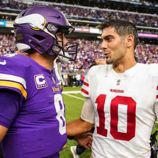 Purple People Eaters: Vikings vs 49ers Preview! Vikes Shock Saints Recap!