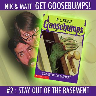 #2: Stay Out of the Basement