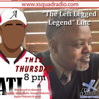 The Left Legged Legend Linc Johnson, My Morehouse Brother