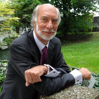 L'intervento di Maurizio Paniz ai funerali di Vincenzo Barcelloni Corte
