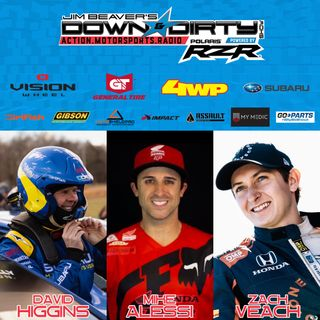 #377 – David Higgins, Zach Veach, & Mike Alessi On Air!