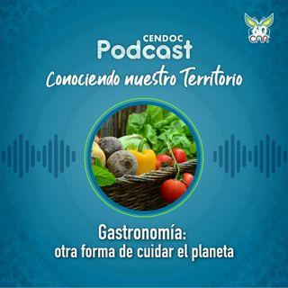 Gastronomía: otra forma de cuidar el planeta
