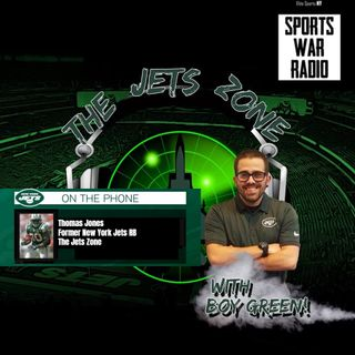 The Jets Zone: Thomas Jones interview