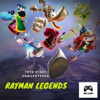 Spil 38 - Rayman Legends