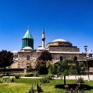 Konya, la casa di Rumi