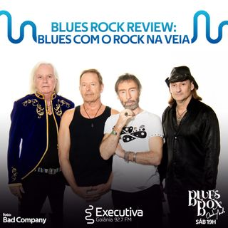 Blues Box - Rádio Executiva - 14 de Março de 2020
