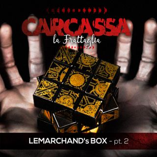 Frattaglia: Lemarchand's box pt2 (Outer Space Cantina)