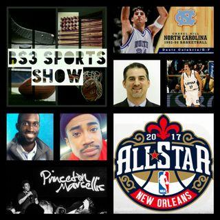 #NBAALLSTAR WKND SHOW w/@CoachDanteC @CLELovesYou .@_ThePrinceTX @EZRALastBreed
