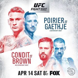 MMA 2 the MAX #37: Poirier vs. Gaethje Review!