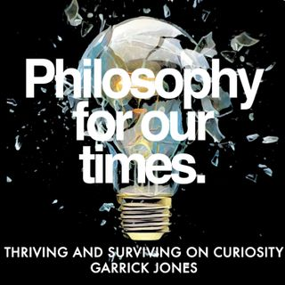 Surviving and Thriving On Curiosity | Garrick Jones