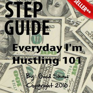 Being Manic Dave - Ep6 - Everyday I'm Hustling 101