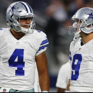 Dallas QB Controversy (Romo vs. Prescott)