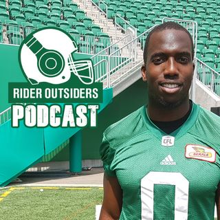 CFL Week #8 - Terrell Owens works out for the Riders, Tobi Antigha breaks down his pick-six