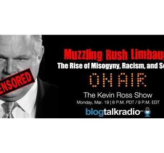 Muzzling Rush Limbaugh & The Curious Case of Trayvon Martin