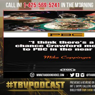 ☎️Terence Crawford Done With Top Rank🤑Crawford Possibly Will Move to PBC Via Coppinger😱❓