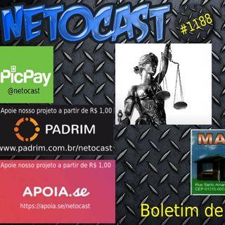 NETOCAST 1188 DE 16/09/2019 - BOLETIM DE DIREITO