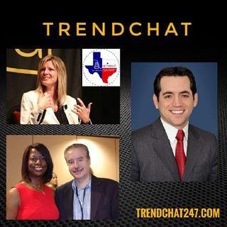 Ep. 44 - Texas Rep. Matt Rinaldi, NETTP President Julie McCarty, & Tom & Deneen Borelli