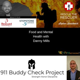 Food and Mental Health with Danny Mills