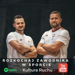 Kultura Ruchu - Rozkochaj zawodnika w sporcie -Rozmowa z trener kadry w gimnastyce.