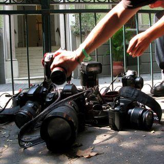 México con mayor número de asesinatos a periodistas en el mundo