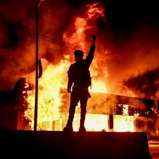 The A.moe Show (Riots Erupt In America)will