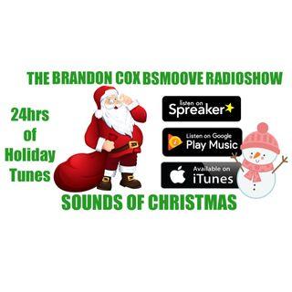 THE BSMOOVE RADIOSHOW SOUNDS OF CHRISTMAS LIVE