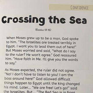 Episode 11 ~ CROSSING THE SEA