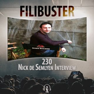 230 - Nick de Semlyen Interview