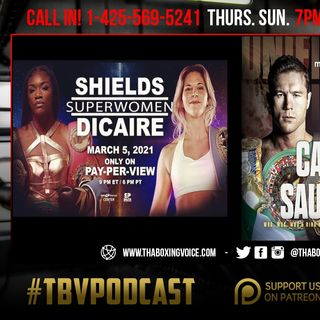 ☎️Canelo vs Saunders In Vegas or Texas🔥Shields vs Dicaire Yoka vs Djeko Preview and Predictions❗️