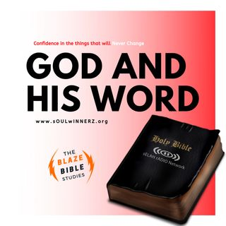 God and His Word -DJ SAMROCK