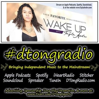 #NewMusicFriday on #dtongradio - Powered by TaylaAndre.com
