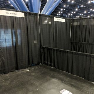 NAPE 2019 - Empty Booths