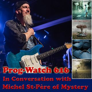 Episode 616 - In Conversation with Michel St-Père of Mystery
