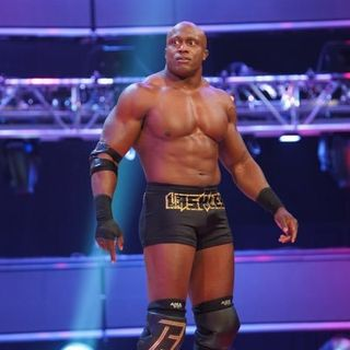 WWE Wrestler Bobby Lashley