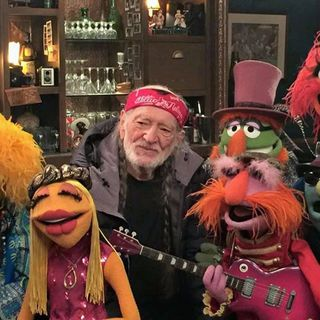 Happy 86th Birthday Willie Nelson