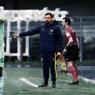#VeronaLazio | Le parole di mister Matteo Paro a fine gara | 11 aprile 2021