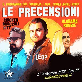 LE PRECENSIONI • S4E01 • 17 settembre 2019