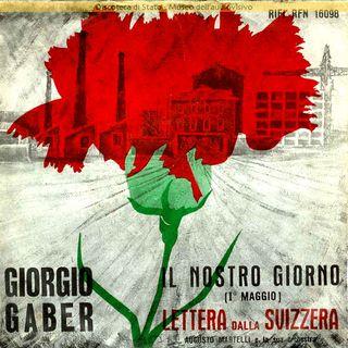 Giorgio Gaber - Il nostro giorno