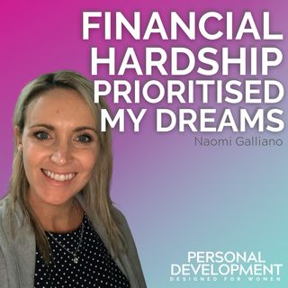 Financial Hardship PRIORITISED My Dreams