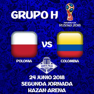 Polonia vs Colombia en VIVO