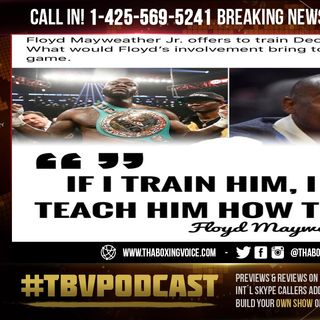 ☎️Wilder REJECTS Mayweather Training Offer: It's Fake Love, No Thank You❗️Should He Reconsider❓