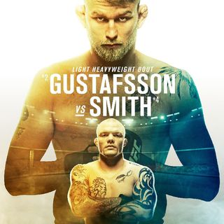Preview Of The UFCONESPN Card In Stockholm Headlined By Alexander Gustaffson - Anthony Smith F