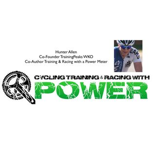 EP. 12: Cycling Training and Racing with Power w/Hunter Allen