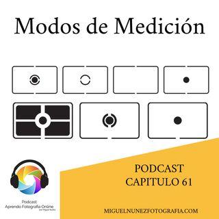 Modos de Medicion -Capítulo 61 Podcast-