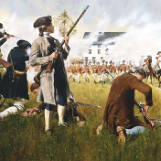 Refusing to Disarm: Lexington & Concord +