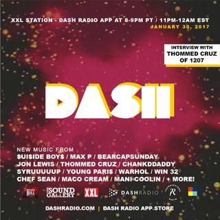 [1/30] @ThommedCruz1207 Interview : @Dash_Radio #XXL : #GryndfestRadio #TakerOver Vol 14