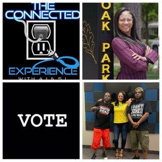 The Connected Experience- Crystal Bailey for Mayor F / Crystal Bailey