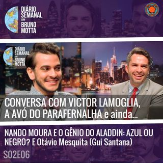 DS_S02E06 - 18 de Março - Entrevista com Victor Lamoglia